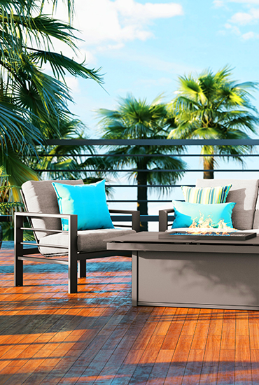 Furniture Amp Firepits Myrtle Beach Sunrooms Amp Patio