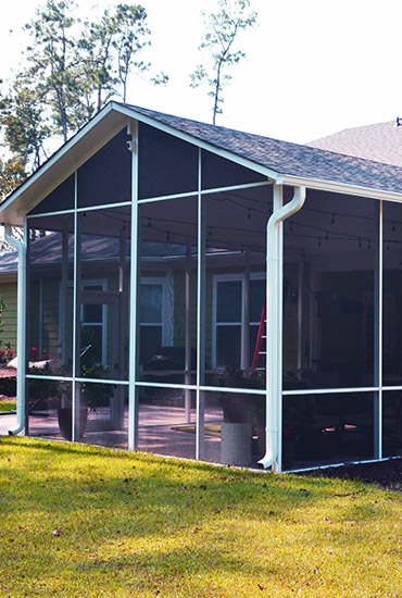 Screen Rooms Pool Enclosures Custom Pool Enclosures Screened Porch Installation Myrtle Beach Sc